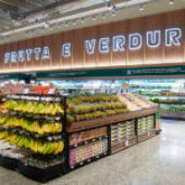 The supermarkets promoted by Italian consumers