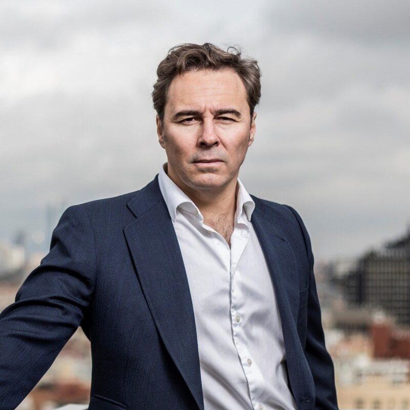 Dimas Gimeno, Chairman of Skintelligence Investments